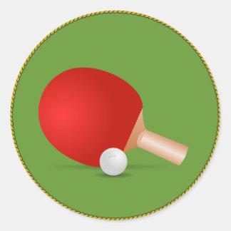 卓球 ラウンドシール