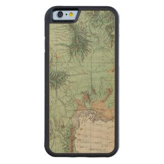 南アイダホおよび北ユタ2 CarvedメープルiPhone 6バンパーケース