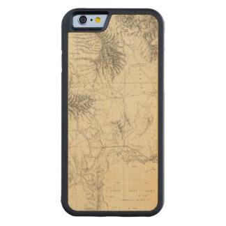 南アイダホおよび北ユタ CarvedメープルiPhone 6バンパーケース
