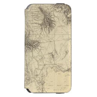 南アイダホおよび北ユタ INCIPIO WATSON™ iPhone 6 財布ケース