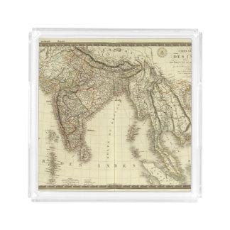 南アジア アクリルトレー
