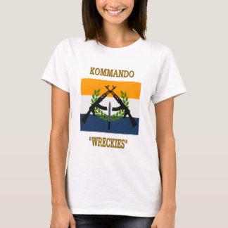 南アフリカのコマンド Tシャツ