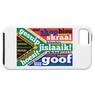 南アフリカの俗語およびcolloquialisms iPhone SE/5/5s ケース