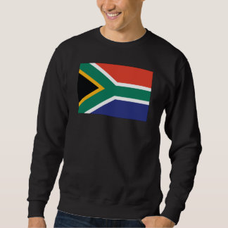 南アフリカの旗 スウェットシャツ