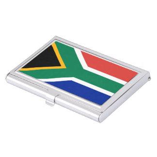 南アフリカの旗 名刺入れ