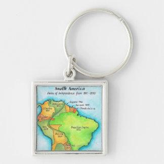 南アフリカの独立 キーホルダー