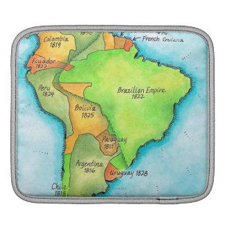 南アフリカの独立 iPadスリーブ