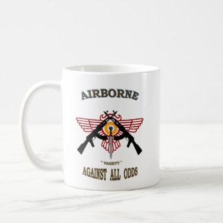 南アフリカの空輸 コーヒーマグカップ