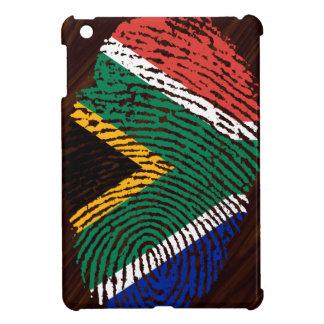 南アフリカのtouchの指紋の旗 iPad miniケース
