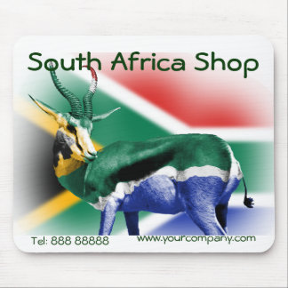 南アフリカビジネスマウスパッド マウスパッド