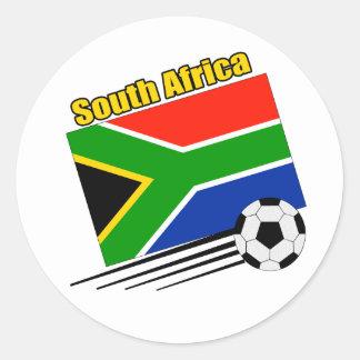 南アフリカ共和国のサッカーチーム ラウンドシール