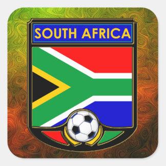 南アフリカ共和国のサッカー スクエアシール