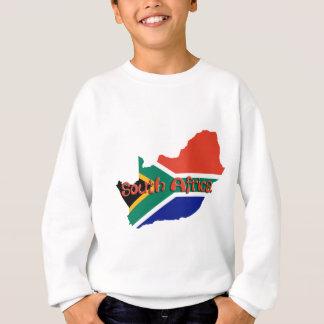 南アフリカ共和国のテーマ スウェットシャツ