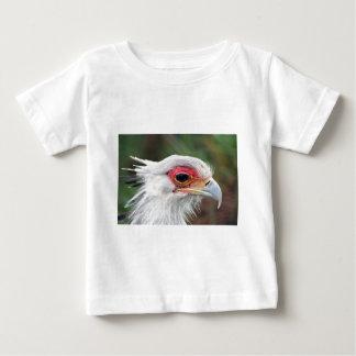 南アフリカ共和国のヘビクイワシ ベビーTシャツ