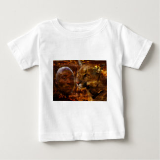 南アフリカ共和国の勇敢な戦士 ベビーTシャツ