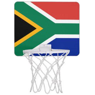 南アフリカ共和国の小型バスケットボールのゴールの旗 ミニバスケットボールネット