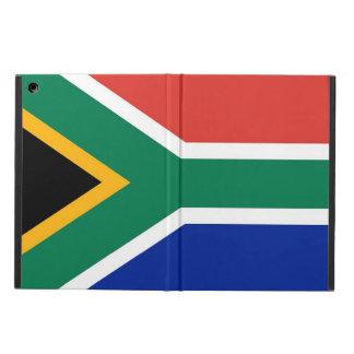 南アフリカ共和国の旗との愛国心が強いipadの場合 iPad airケース