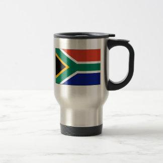 南アフリカ共和国の旗インターナショナル トラベルマグ