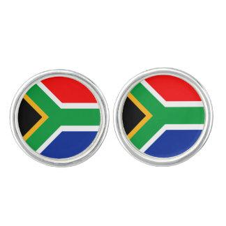 南アフリカ共和国の旗 カフリンク
