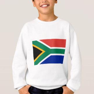 南アフリカ共和国の旗 スウェットシャツ