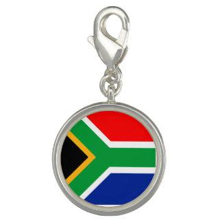 南アフリカ共和国の旗 チャーム