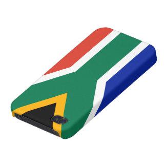 南アフリカ共和国の旗 iPhone 4 ケース