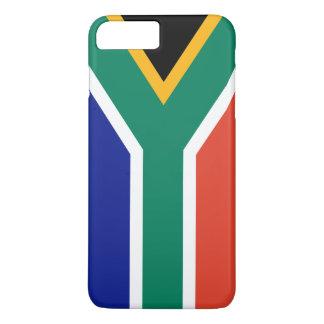 南アフリカ共和国の旗 iPhone 8 PLUS/7 PLUSケース