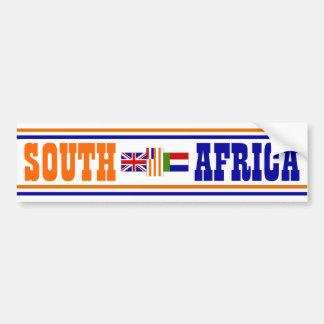 南アフリカ共和国 バンパーステッカー