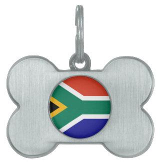 南アフリカ共和国 ペットネームタグ