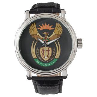 南アフリカ共和国*腕時計のZuid-Afrikaのカスタムなaangepaste 腕時計