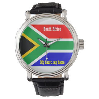 南アフリカ共和国 腕時計