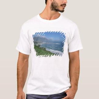 南アフリカ共和国- Cliftonのビーチ、ケープタウン Tシャツ