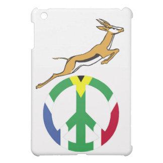 南アフリカ共和国Bokkeの旗 iPad Miniケース