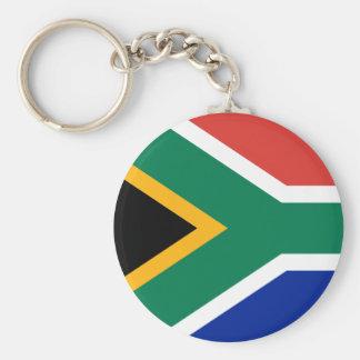 南アフリカ共和国Keychainの旗 キーホルダー