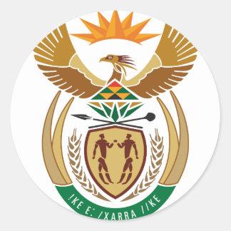 南アフリカ共和国ZA ラウンドシール