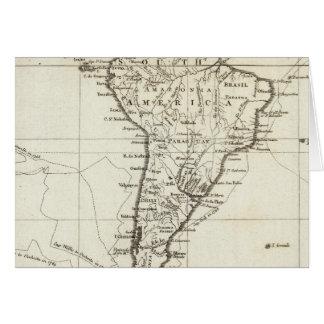 南アメリカおよび隣接した島 カード