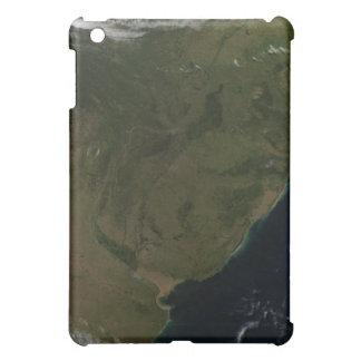 南アメリカの衛星眺め iPad MINI CASE