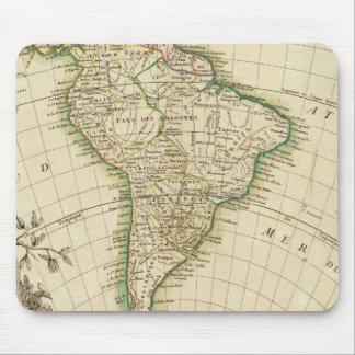 南アメリカ23 マウスパッド