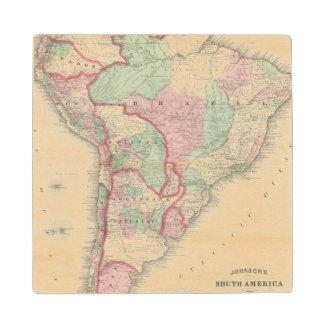 南アメリカ2 ウッドコースター