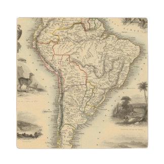 南アメリカ35 ウッドコースター