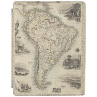 南アメリカ35 iPadスマートカバー
