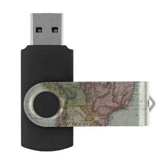 南アメリカ43 USBフラッシュドライブ