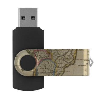 南アメリカ7 USBフラッシュドライブ