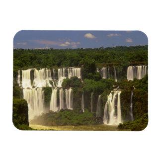 南アメリカ、アルゼンチン、ブラジル、Igwacuの滝、 マグネット