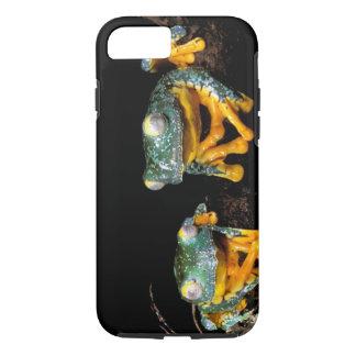 南アメリカ、エクアドル、アマゾン。 葉のカエル iPhone 8/7ケース