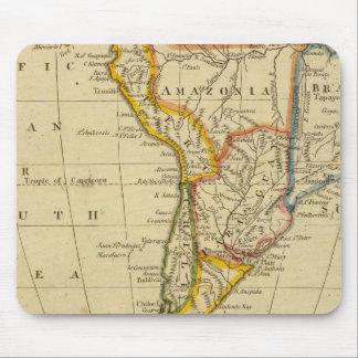 南アメリカ マウスパッド