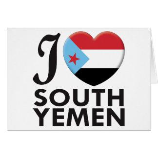 南イエメン愛 カード