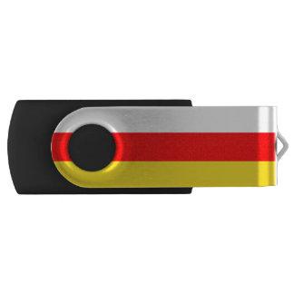 南オセチアの旗 USBフラッシュドライブ