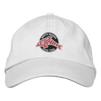 南オレンジイルカの帽子 ベースボールキャップ