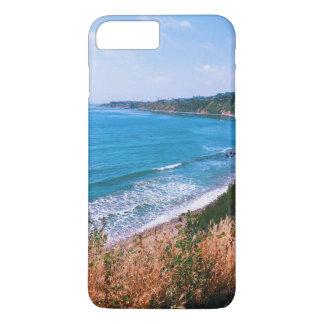 南カリフォルニアビーチの電話箱 iPhone 8 PLUS/7 PLUSケース